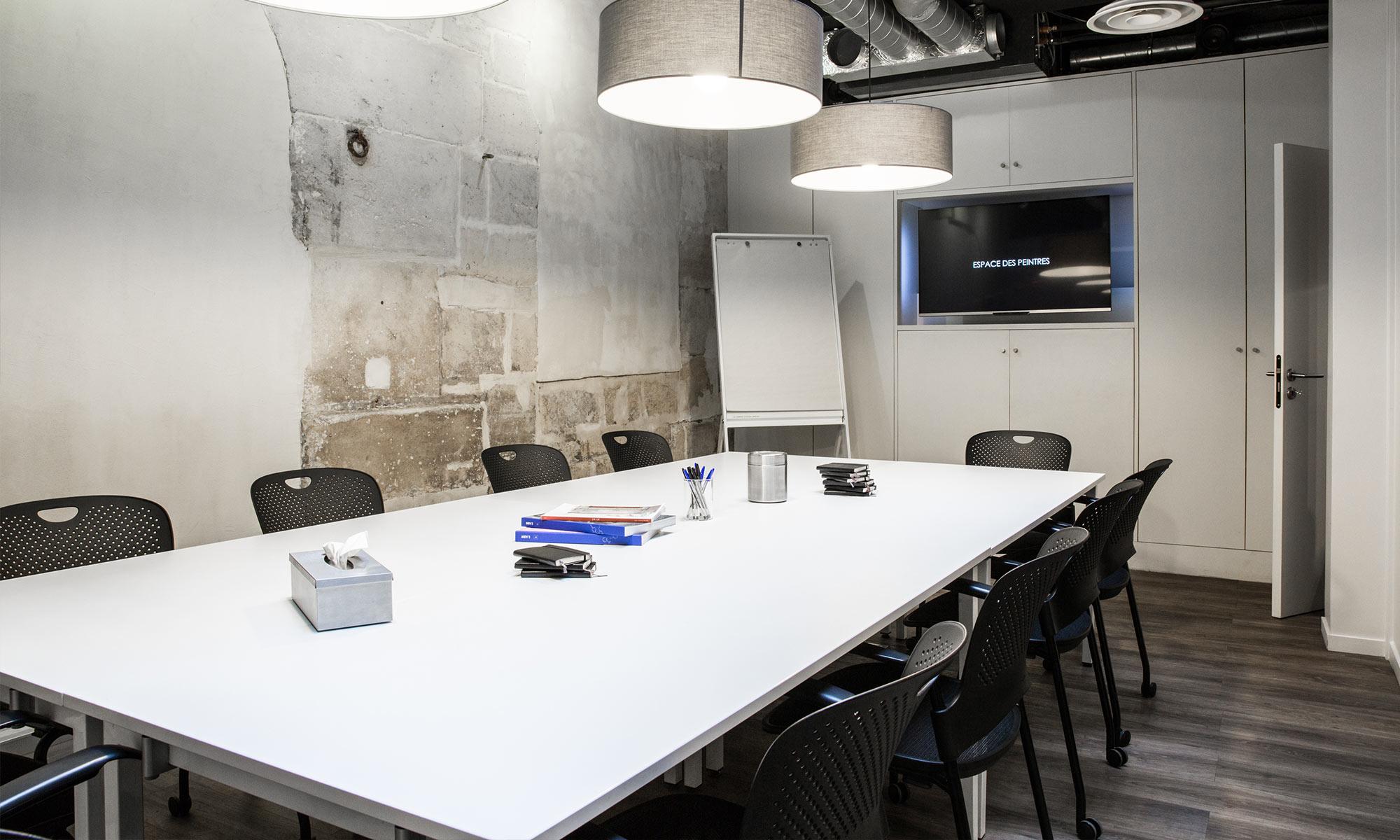 Salle de réunion à louer à Paris Etienne Marcel