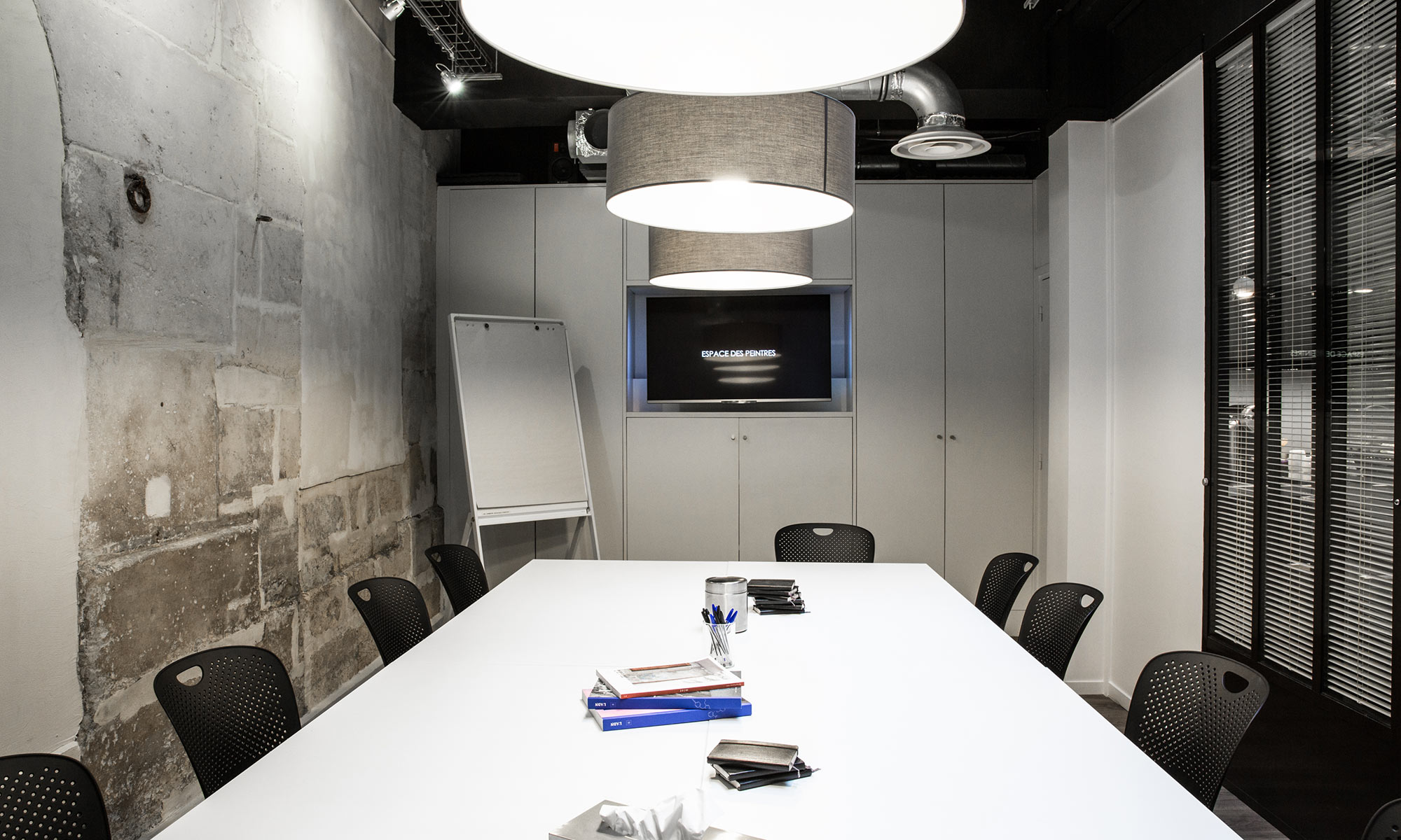 Salle de réunion à louer à Paris centre