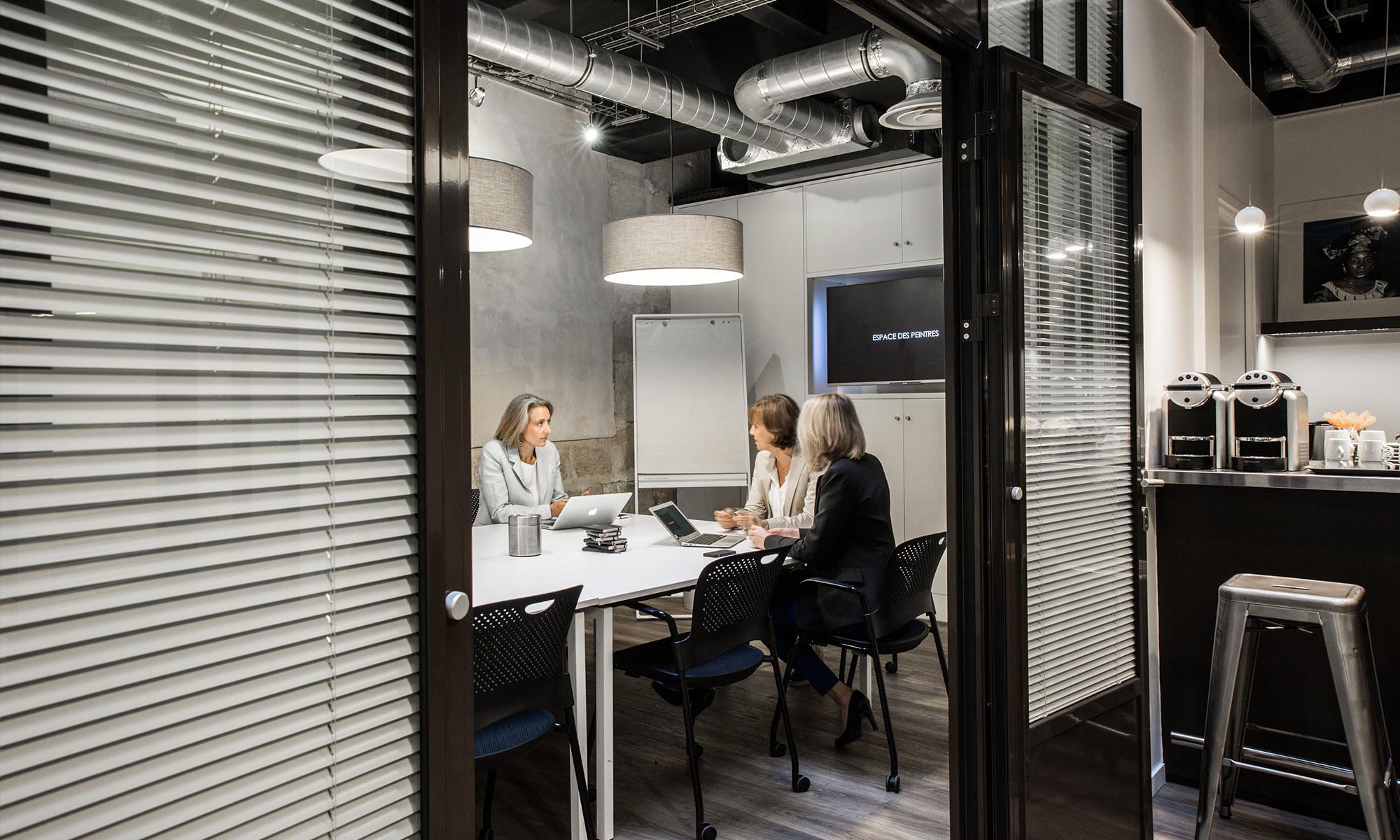 Salle de réunion pas cher à Paris centre