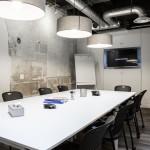 Photo de notre salle de réunion à louer à Châtelet